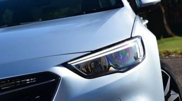 Vauxhall Insignia Grand Sport - headlight
