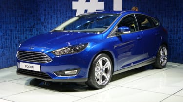 New Ford Focus 2014 Geneva