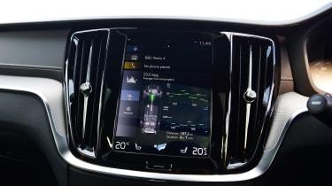 Volvo V60 Polestar Engineered - infotainment