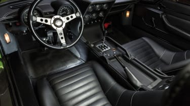 Cool cars: the top 10 coolest cars - Lamborghini Miura interior