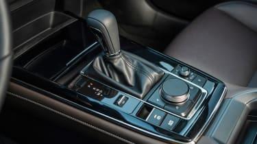 Mazda CX-30 - transmission