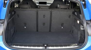 BMW X2 M35i - boot