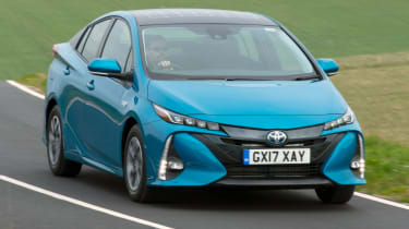 A to Z guide to electric cars - Toyota Prius Plug-in
