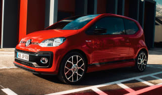 Volkswagen up! GTI - red front