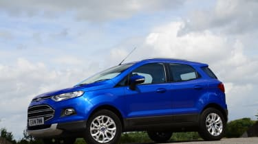 Ford EcoSport static