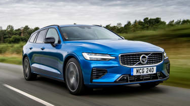 Volvo V60 T8 Twin Engine - front