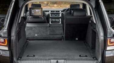 Range Rover Sport HSE MY2017 - boot
