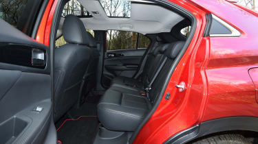 Mitsubishi Eclipse Cross First Edition - rear seats
