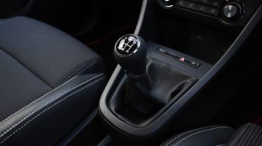 MG3 - transmission