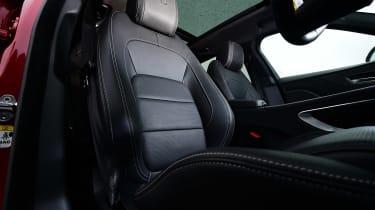 Jaguar F-Pace - front seats