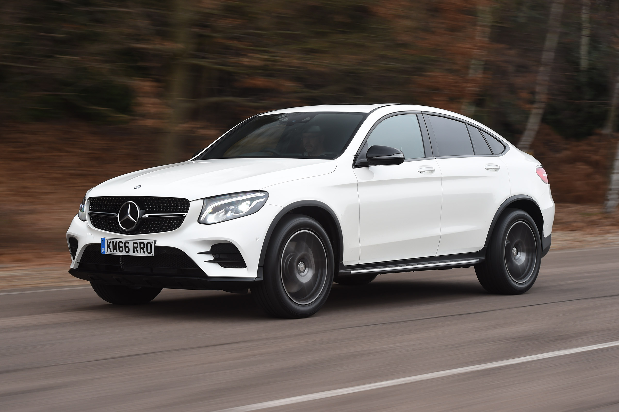 Mercedes Glc Coupe Review Auto Express