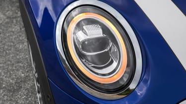 MINI Convertible - front light