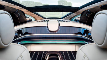 Rolls-Royce Sweptail - interior