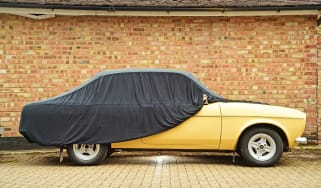 Hibernation feature - car cover