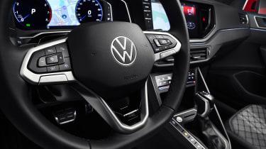 Volkswagen Taigo R-Line - interior