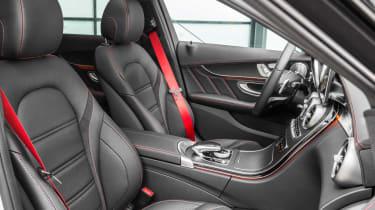 Mercedes-AMG C63 S - seats