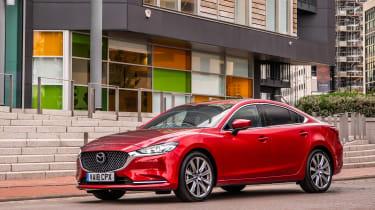 New Mazda 6 2018 facelift