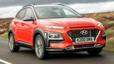 Hyundai Kona review - front
