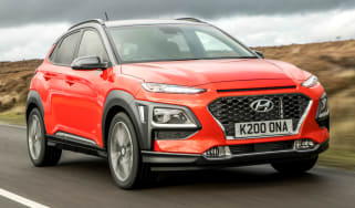 Hyundai Kona review - front
