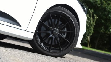 Ford Focus ST Mountune - wheel