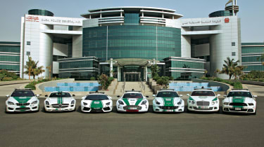 Dubai Police Fleet