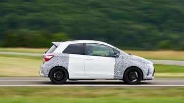 Toyota Yaris GRMN prototype