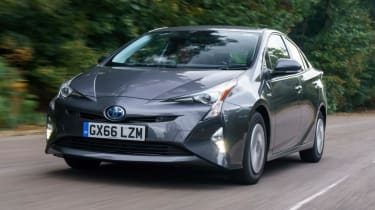 Most reliable used cars 2021 - Toyota Prius