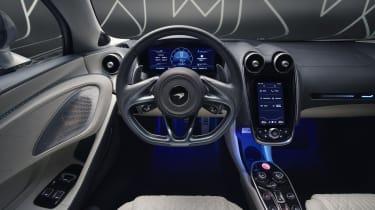 Mclaren GT MSO - interior