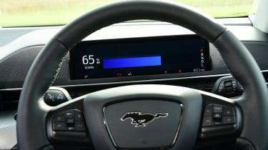 Ford Mustang Mach-E - wheel
