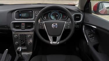 Volvo V40 - dash
