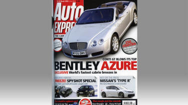 Auto Express Issue 850