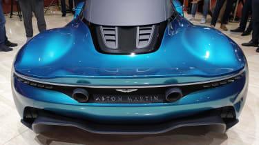 Aston Martin Vanquish Vision concept - Geneva full rear