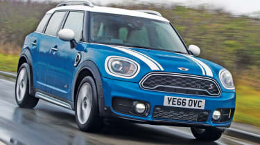 Best new cars of 2017: our road tests of the year - MINI Countryman