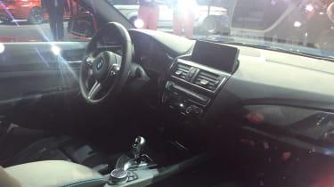 BMW M2 - interior show