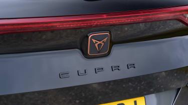 Cupra Formentor - rear badge