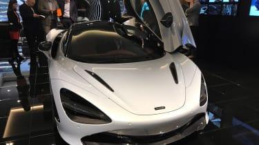 McLaren 720S Geneva - front