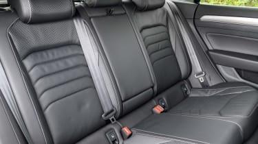 Volkswagen Arteon - rear seats