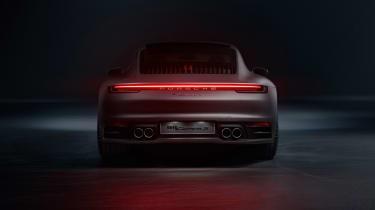Porsche 911 - rear lights
