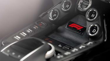 Aston Martin Vantage F1 Edition - centre console