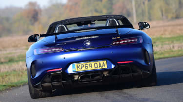 Mercedes-AMG GT R Roadster - rear action