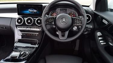 Mercedes C-Class -Interior
