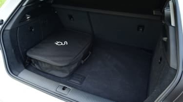 Audi A3 e-tron - boot