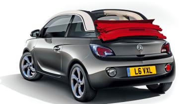 Vauxhall Adam Cabriolet