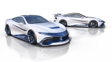 Naran Automotive Celare Pack - front
