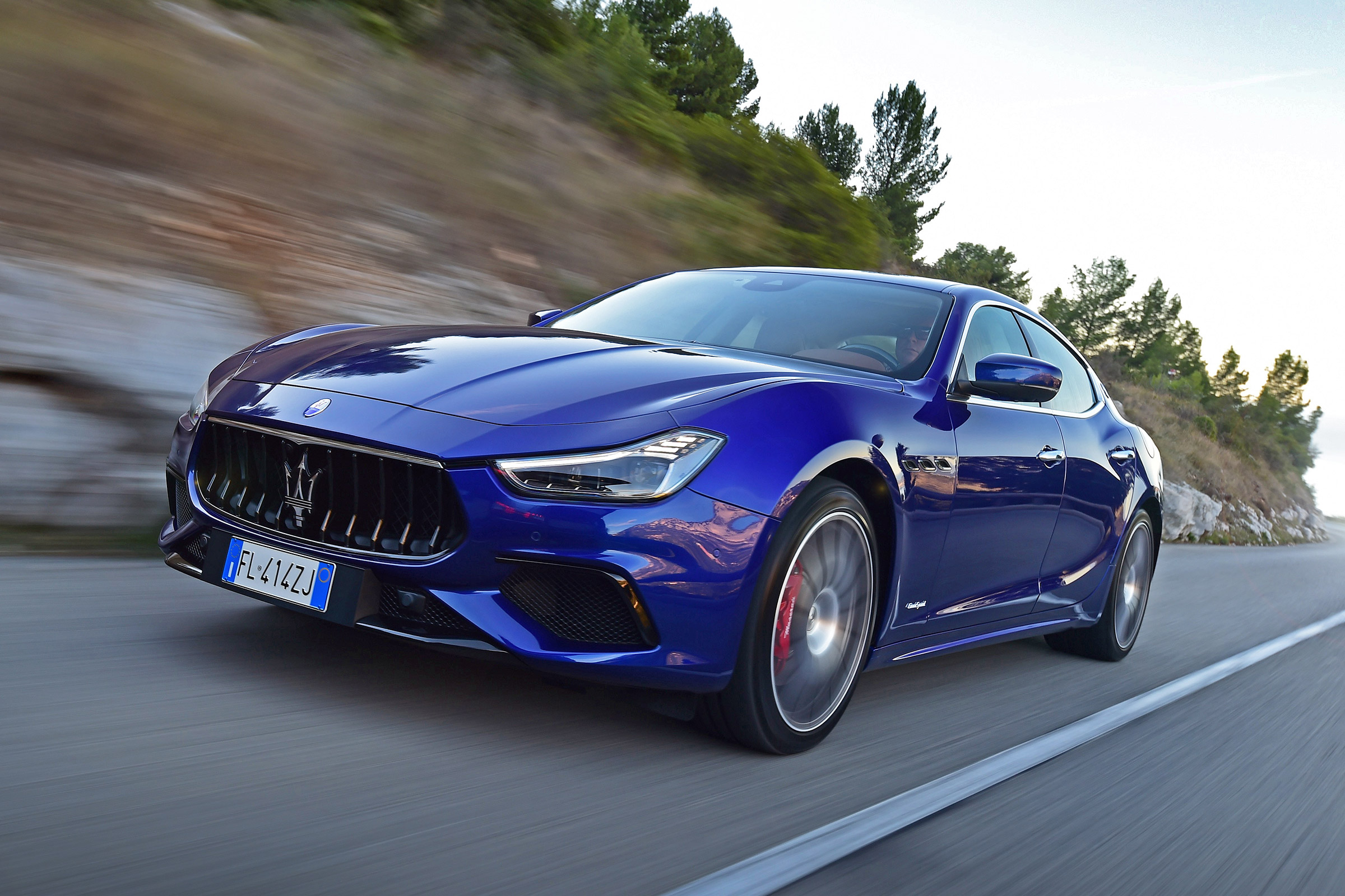 Maserati Ghibli S 2017 facelift review | Auto Express