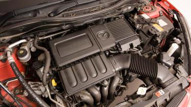 Used Mazda 2 - engine