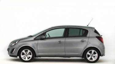 Used Vauxhall Corsa - side