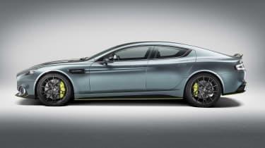 Aston Martin Rapide AMR - profile
