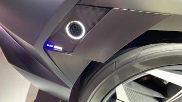 Hyundai Vision T - LA Motor Show detail