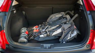 Honda HR-V - boot